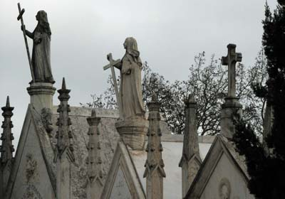 Evora cemetery