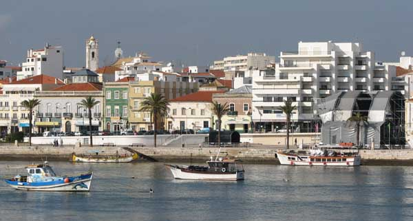 Portimao waterfront