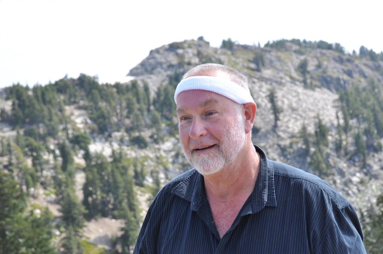 At Mount Lassen, 2011