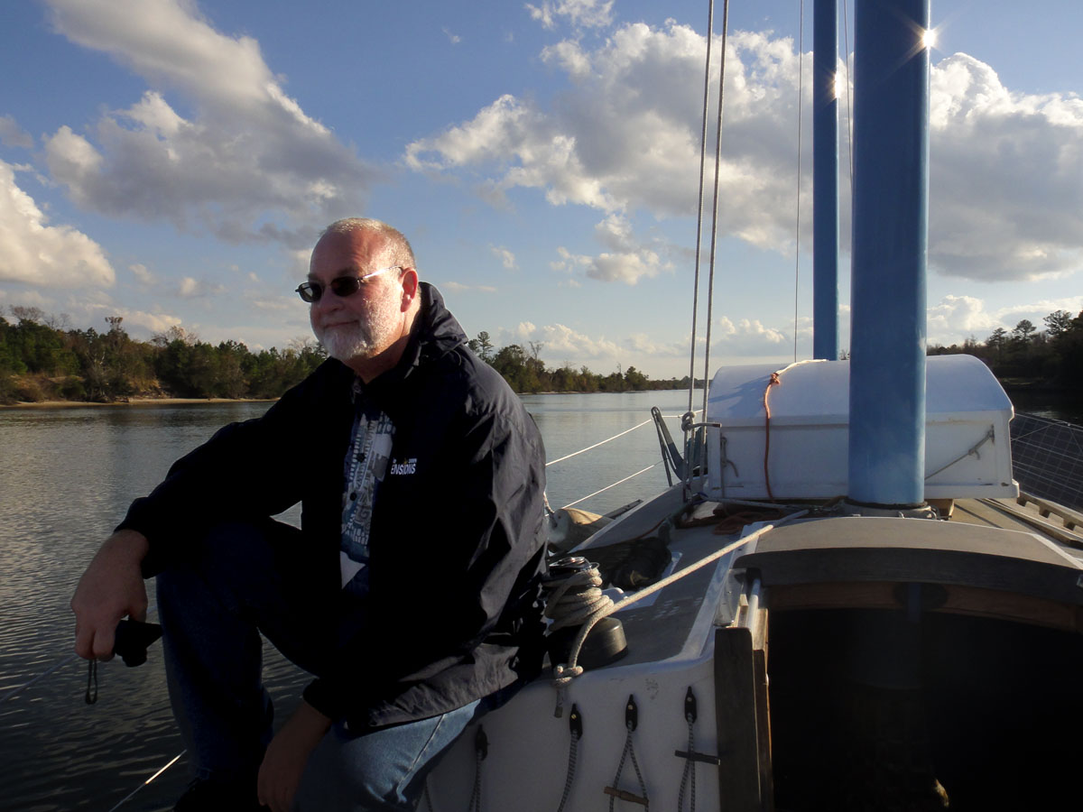 Cruising on Flutterby in the ICW