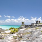 Tulum was the most beautiful location for an ancient city.