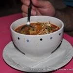 Sopa Azteca...similar to what we call Tortilla Soup.