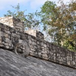 Ball court at Coba