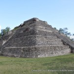 After the crowds at Tulum and Coba, Chacchoben was a delightful surprise.