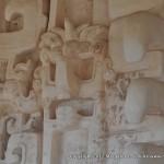 Tomb carving, Ek'Balam.