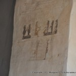 Some of the details found at Ek'Balam look like Egyptian heiroglyphics.