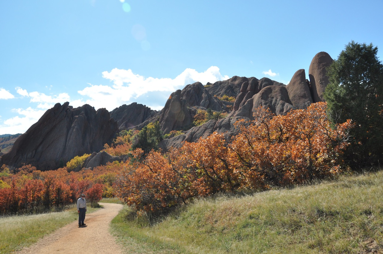 Roxborough State Park, Colorado