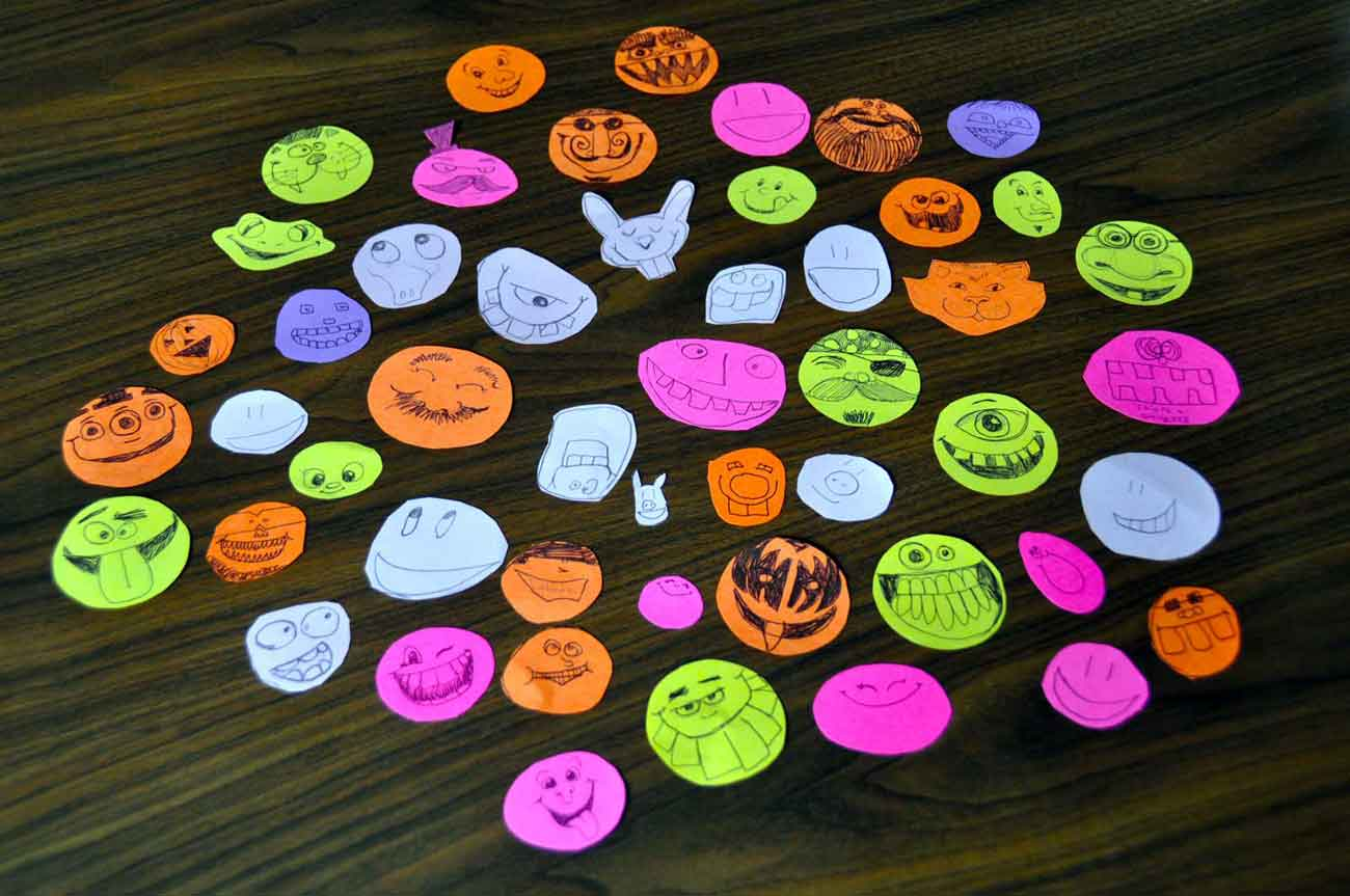 50 Happy Spots