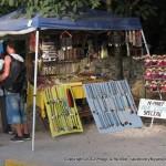 This vendor at Coba has a sense of humor.