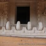 Tomb entrance at Ek'Balam.