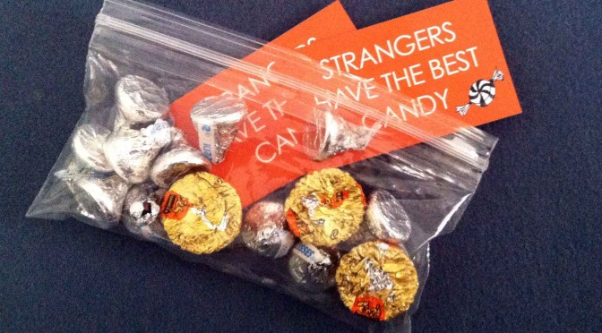 Candy for the Stranger
