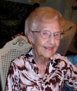 Grandma at 100