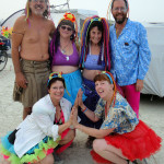Burning Man Happy Spot