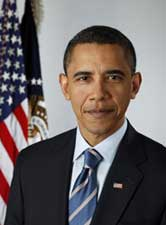 Official Barack Obama Portrait